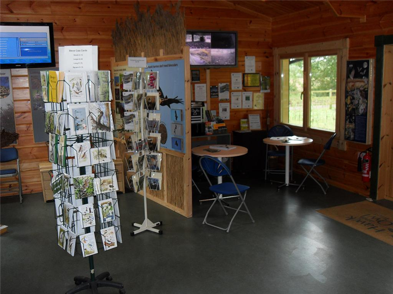 Sculthorpe visitor centre