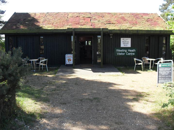 Weeting heath visitor centre